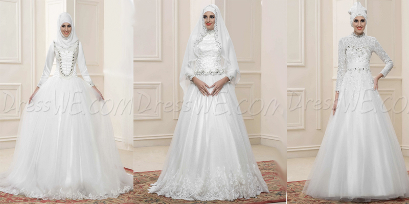 ... De Sublime Robe Mariée À Petit Prix Et Grand Effet ! - astuces hijab