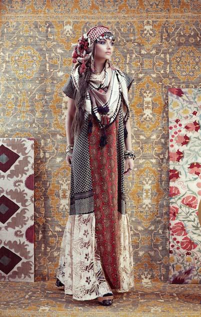 tyles Très Modernes D'Arabique Abaya 1