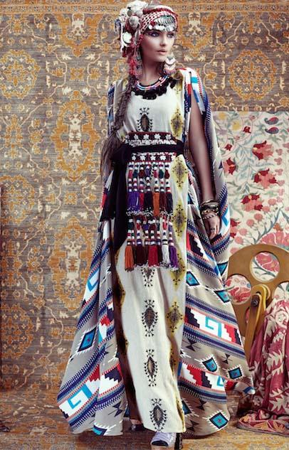 tyles Très Modernes D'Arabique Abaya 2