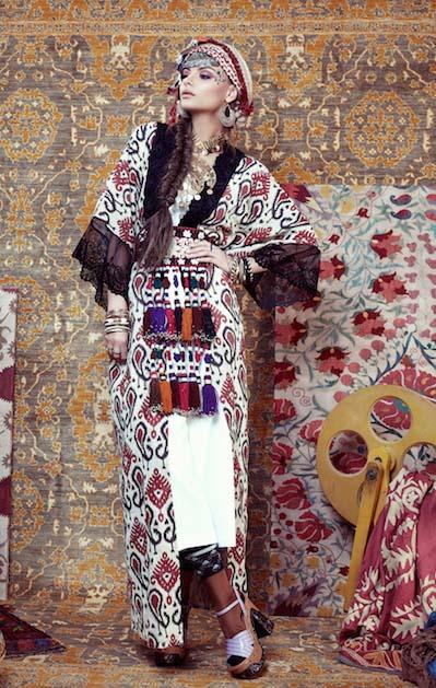 tyles Très Modernes D'Arabique Abaya 4