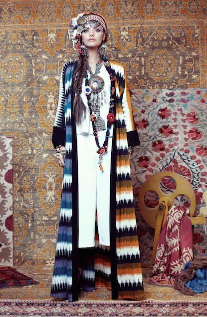tyles Très Modernes D'Arabique Abaya 5