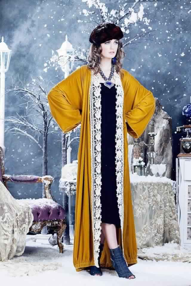 Abaya Fashion12