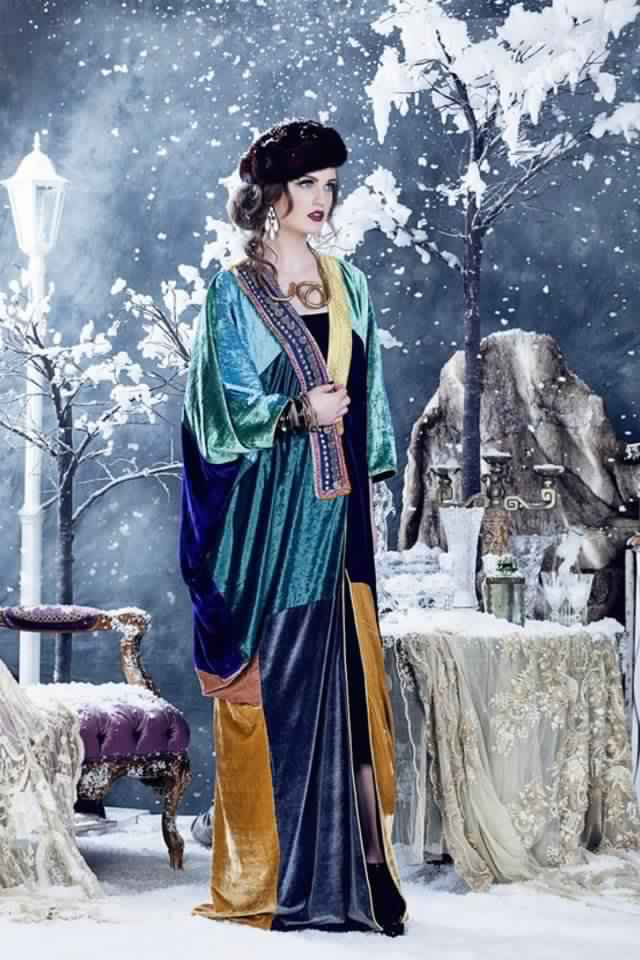 Abaya Fashion15