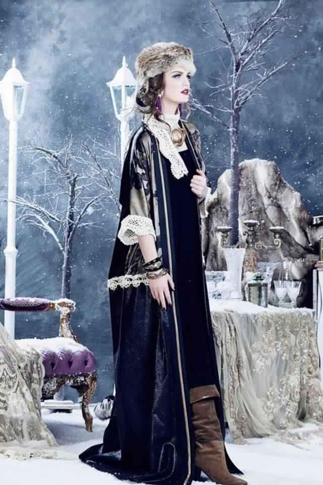 Abaya Fashion9