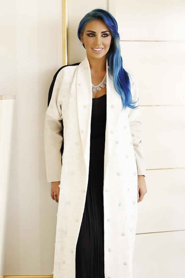 Abaya Moderne Et fashion1