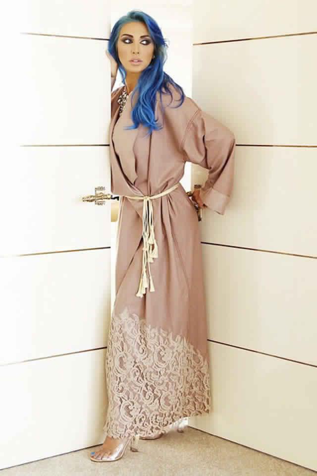 Abaya Moderne Et fashion5