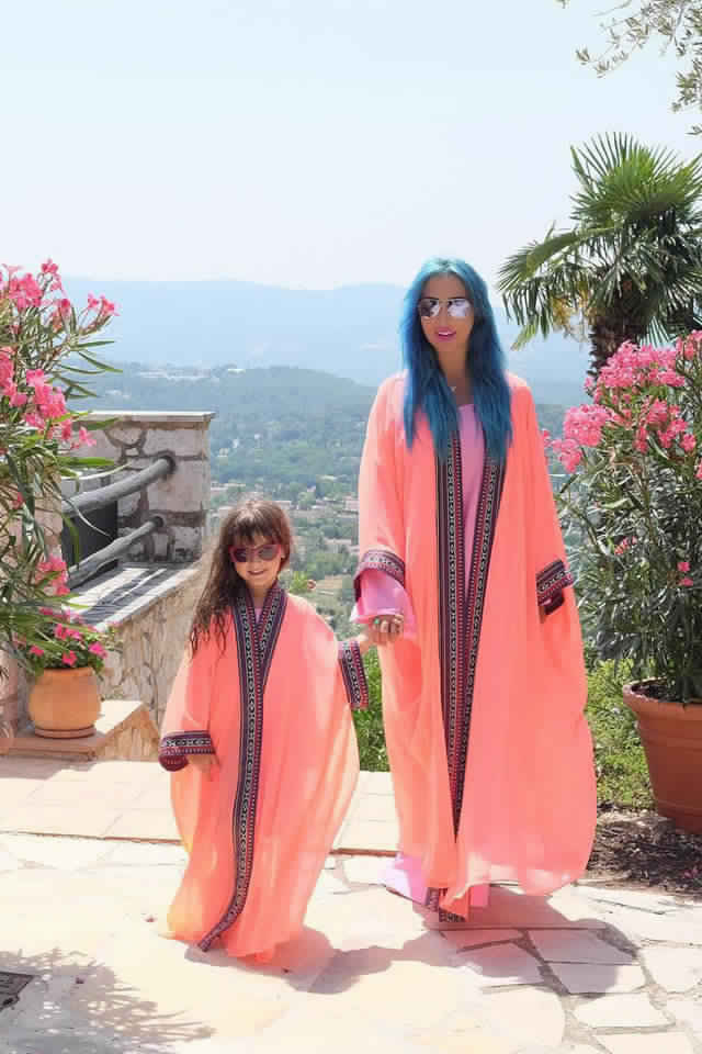 Abaya Moderne Et fashion6