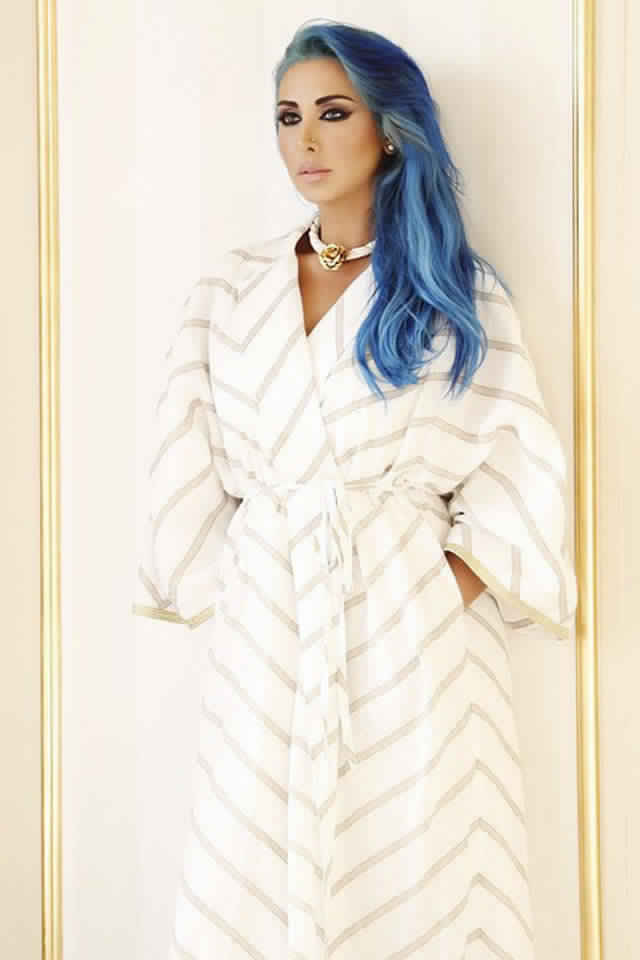 Abaya Moderne Et fashion9