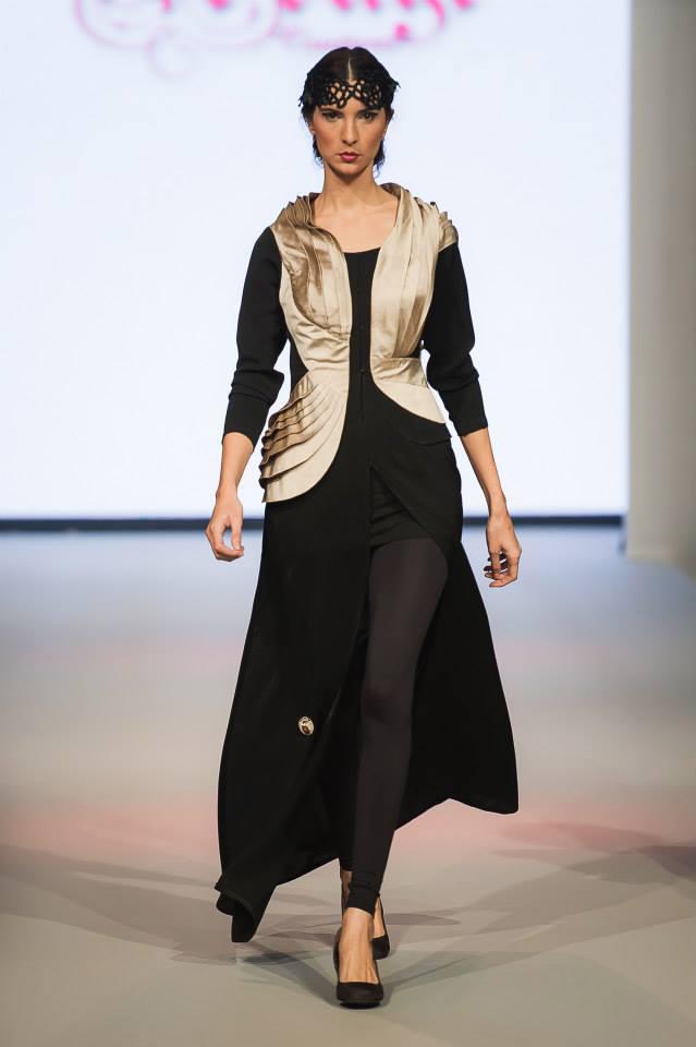 Abayas Dubaï Noirs11