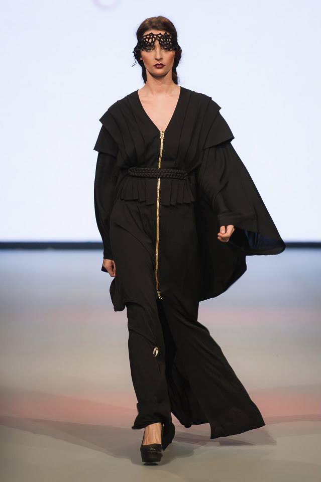Abayas Dubaï Noirs12