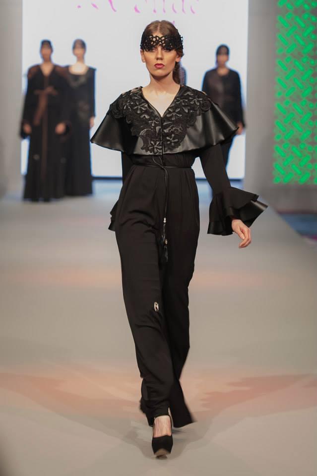 Abayas Dubaï Noirs13