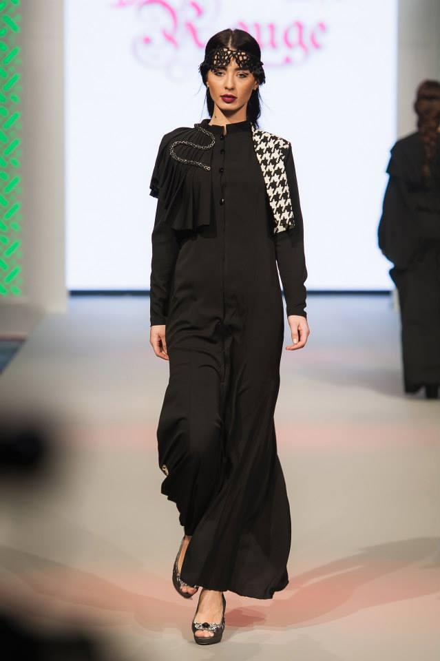 Abayas Dubaï Noirs16
