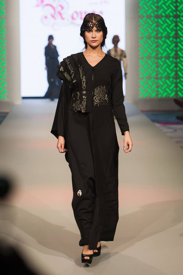 Abayas Dubaï Noirs3