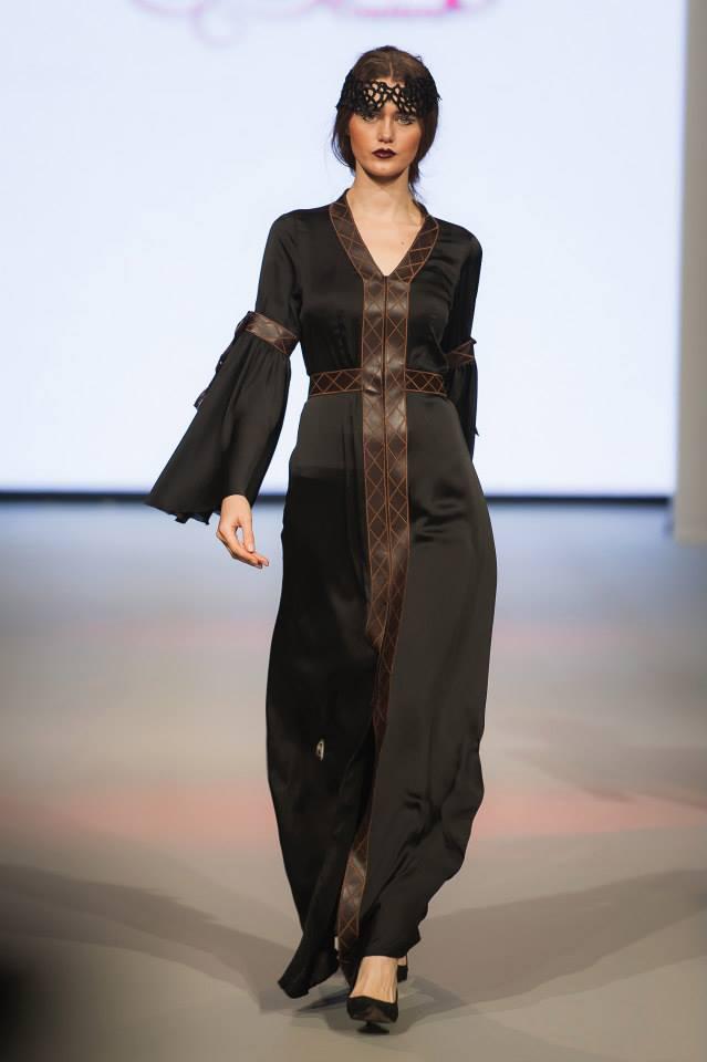 Abayas Dubaï Noirs5