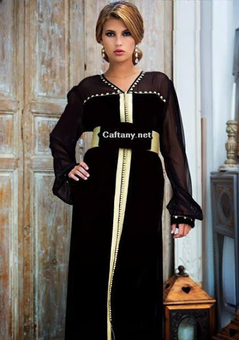 Caftan Traditionnel3