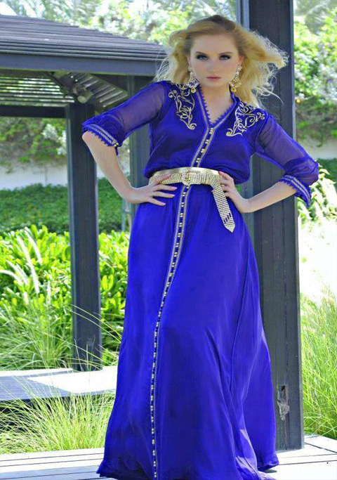 Caftan Traditionnel5