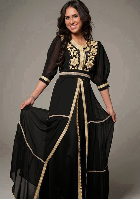 Caftan Traditionnel8