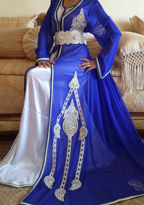 Caftan Traditionnel9