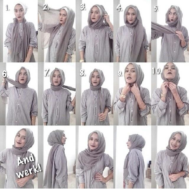 Hijab Moderne 1