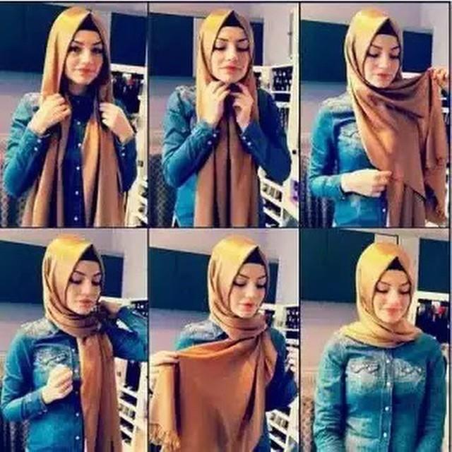 Hijab Moderne 11