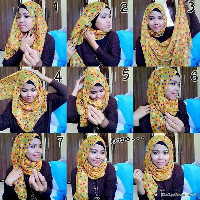 Hijab Moderne 12