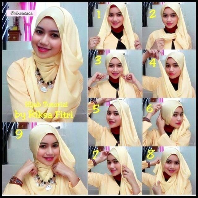 Hijab Moderne 13