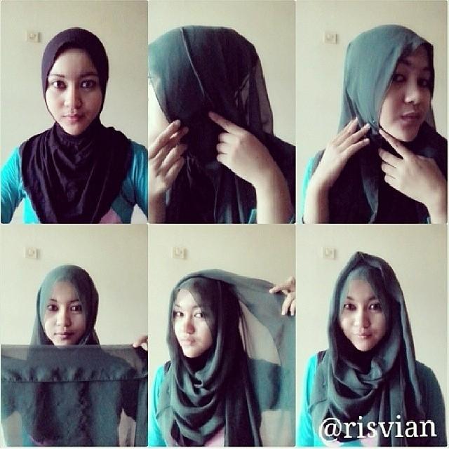 Hijab Moderne 4