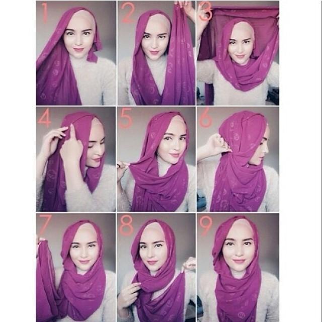 Hijab Moderne 5