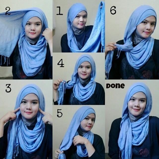Hijab Moderne 6