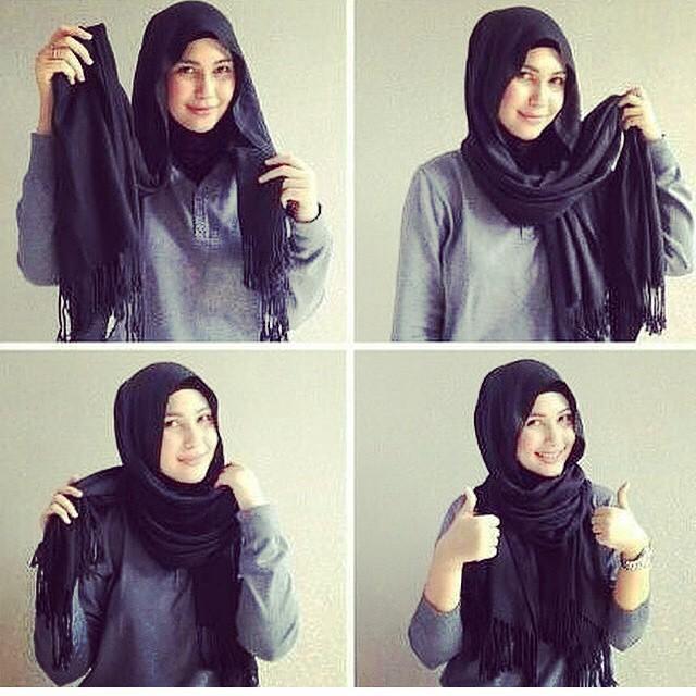 Hijab Moderne 7