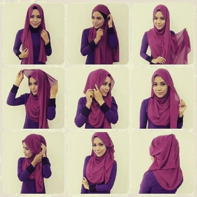 Hijab Moderne 8