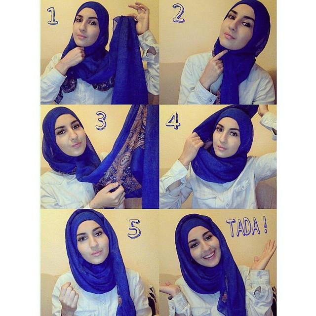 Hijab Moderne 9