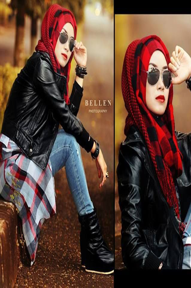 Looks De Hijab1