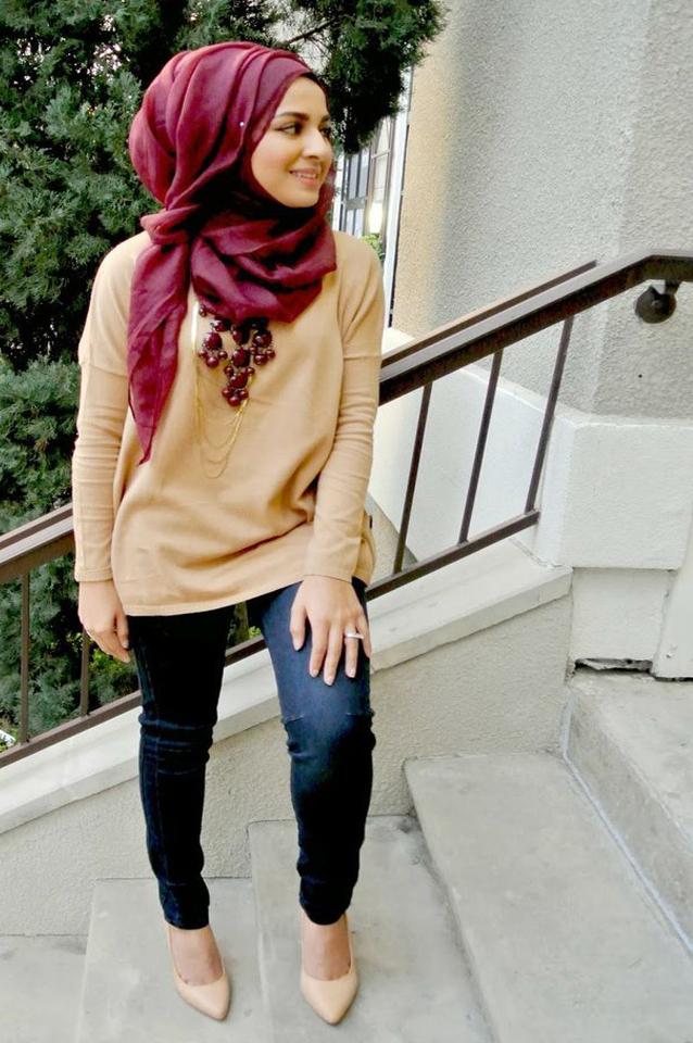 Looks De Hijab10
