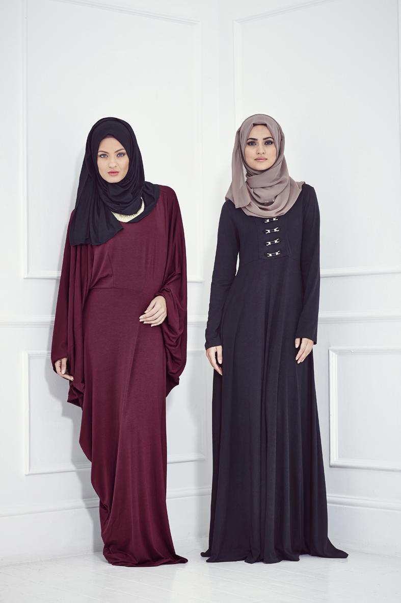 Robe Femme Voilée12