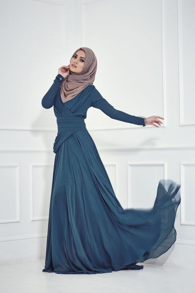 Robe Femme Voilée6
