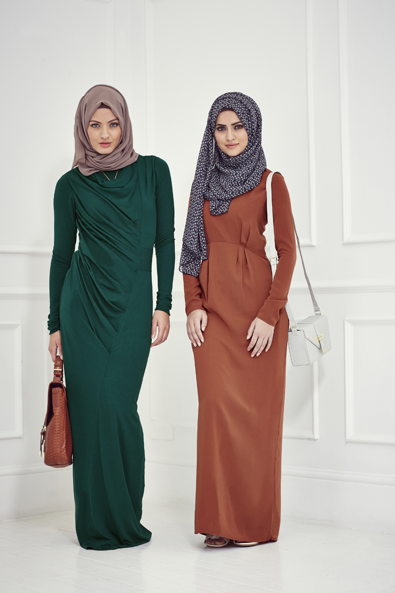 Robe Femme Voilée7