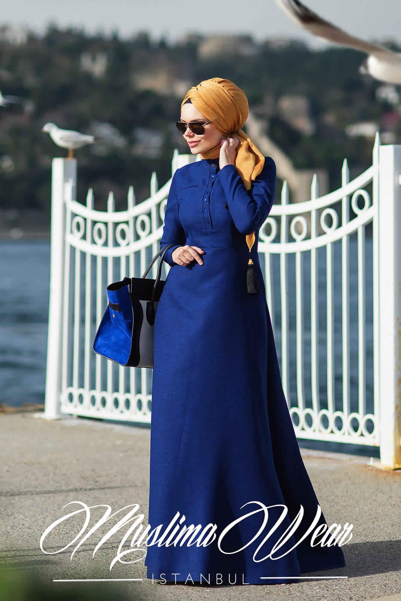 Robes-Abayas Modernes