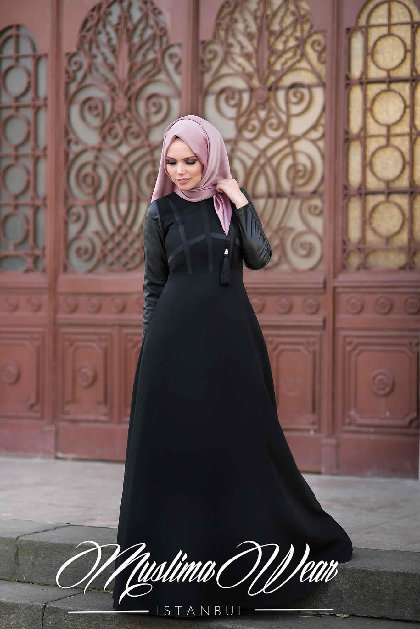 Robes-Abayas Modernes1
