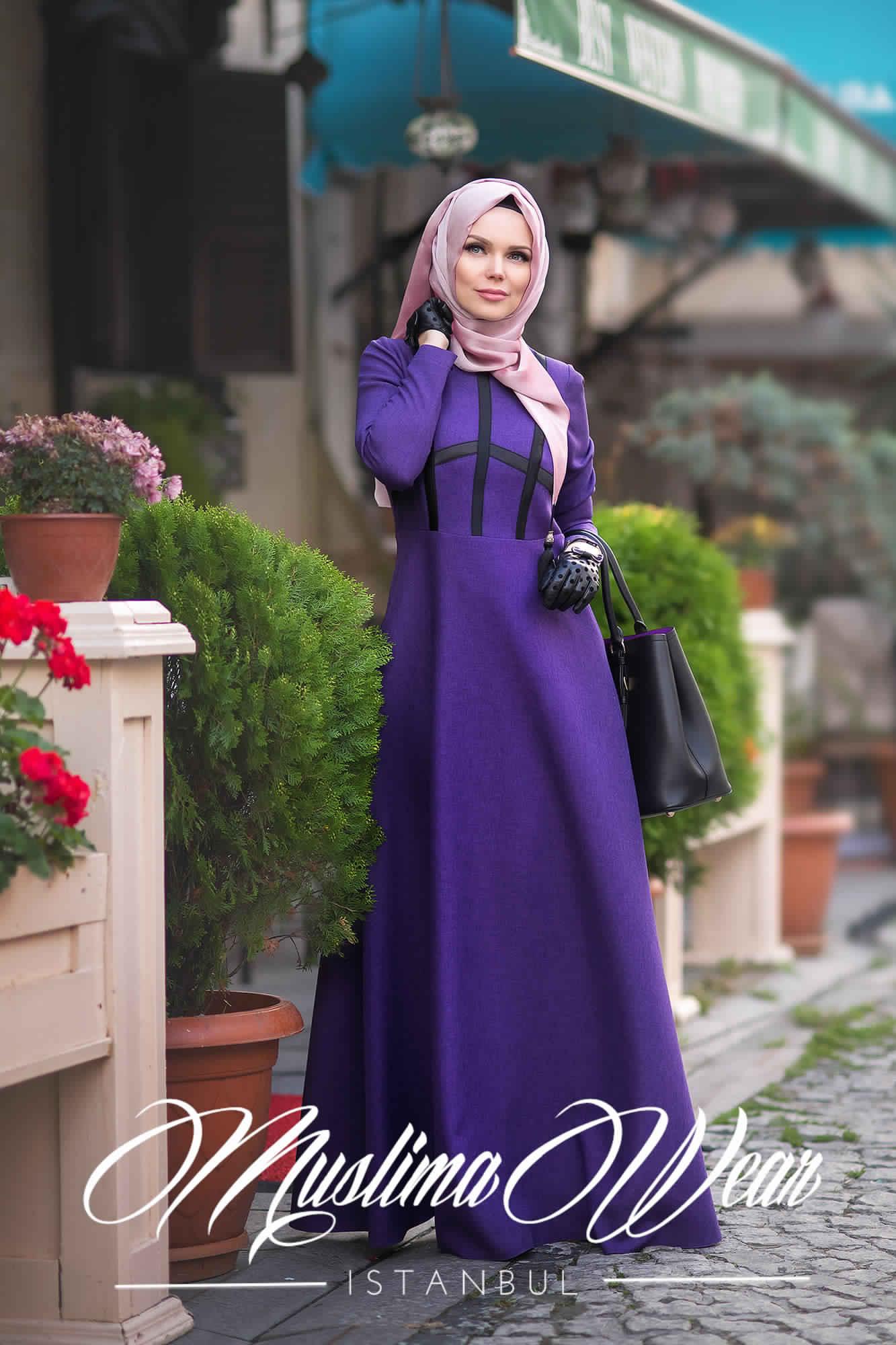 Robes-Abayas Modernes3