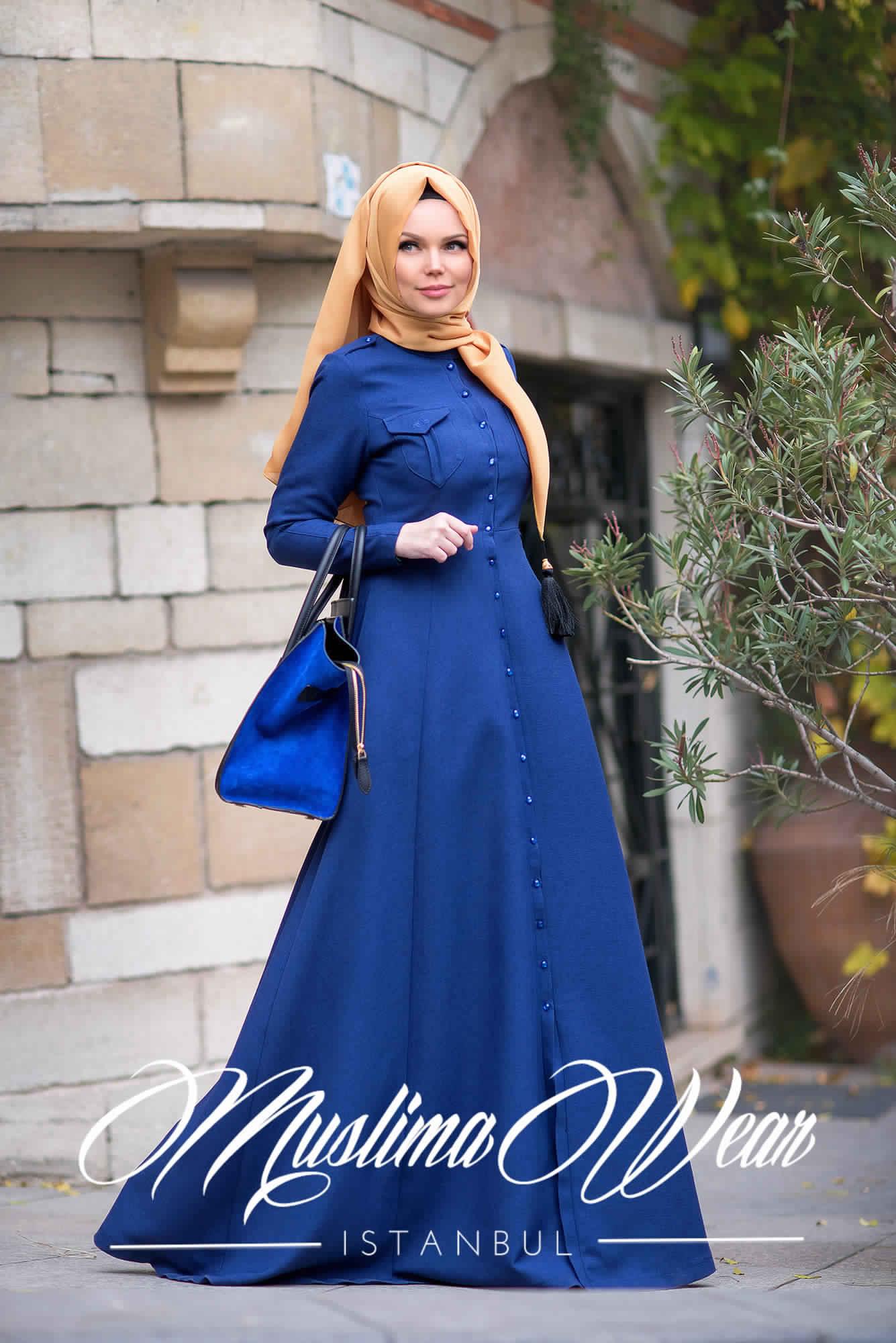 Robes-Abayas Modernes4