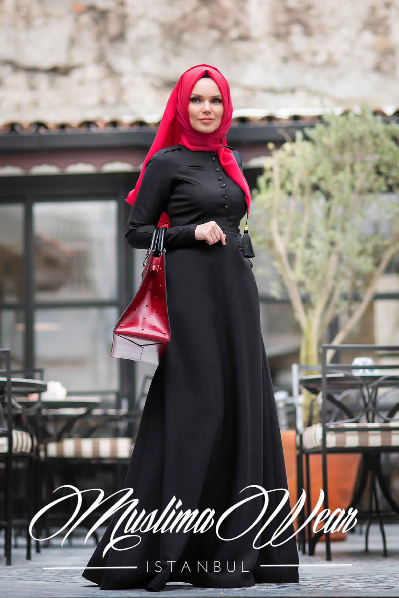 Robes-Abayas Modernes5