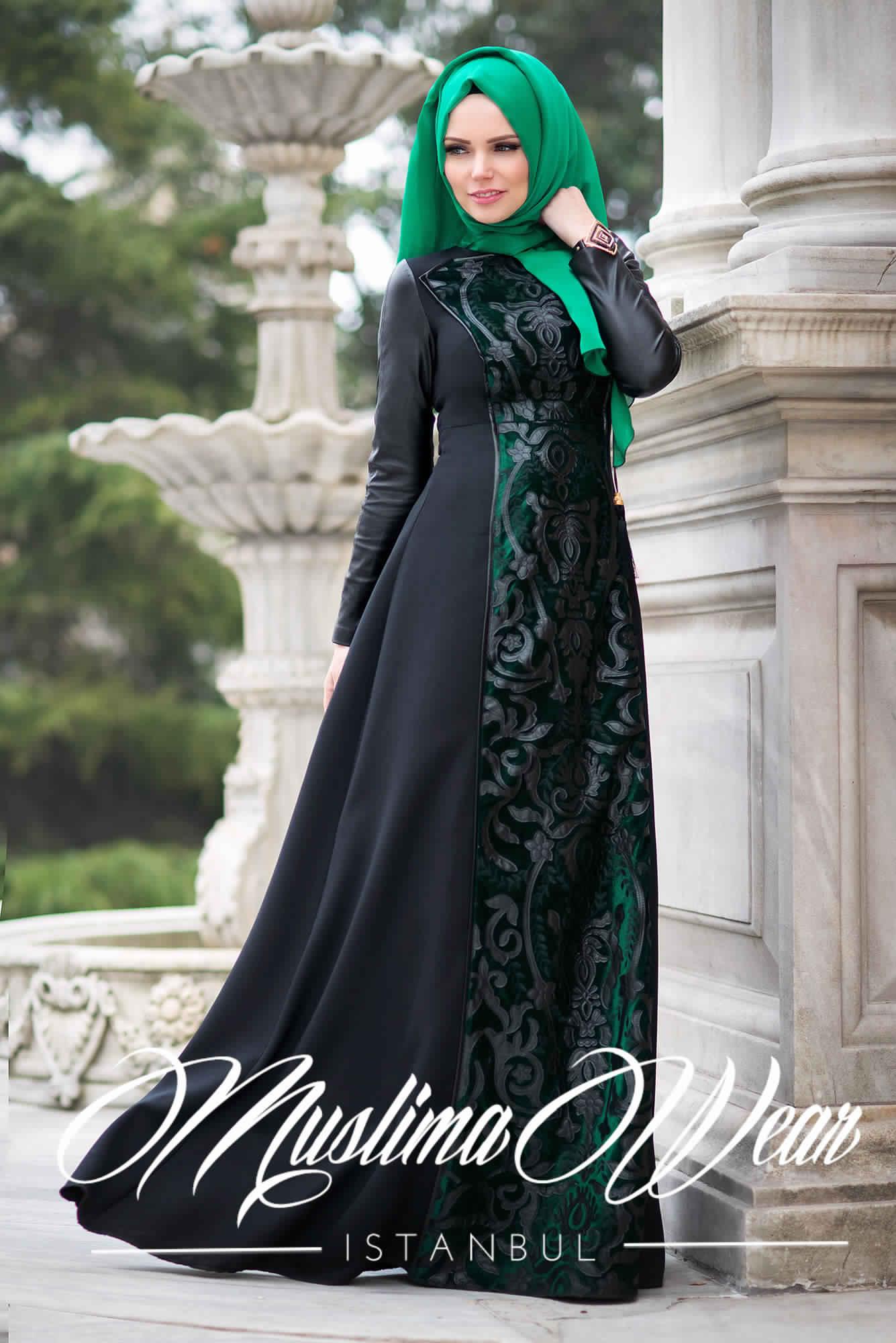 Robes-Abayas Modernes6