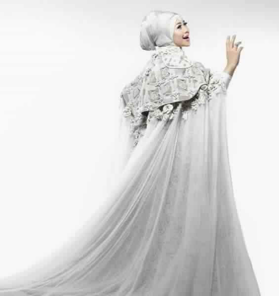 Robes De Mariée Voilée 3