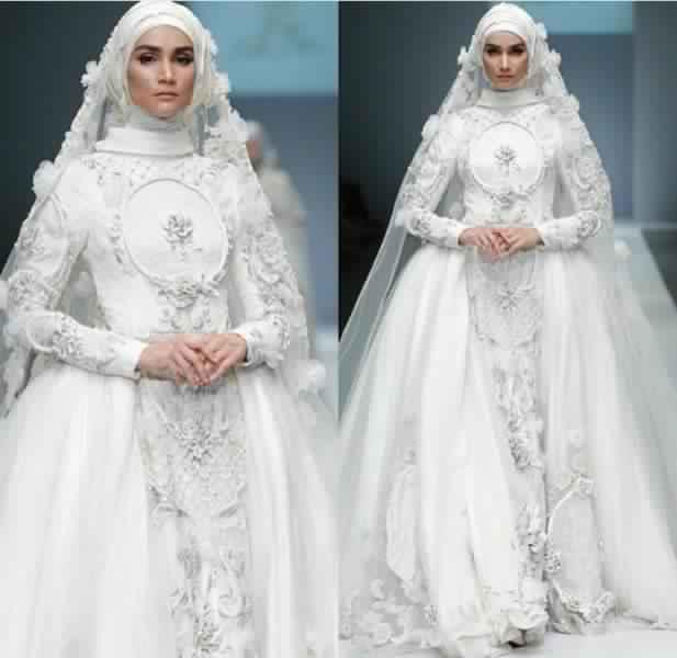 Robes De Mariée Voilée 5