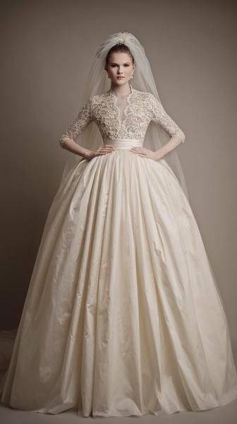 Robes De Mariée Voilée 9