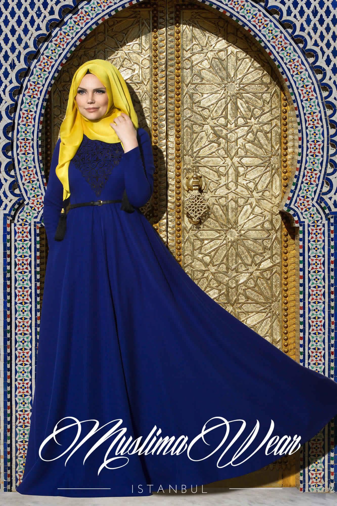 Robes Femmes Voilées Chic2