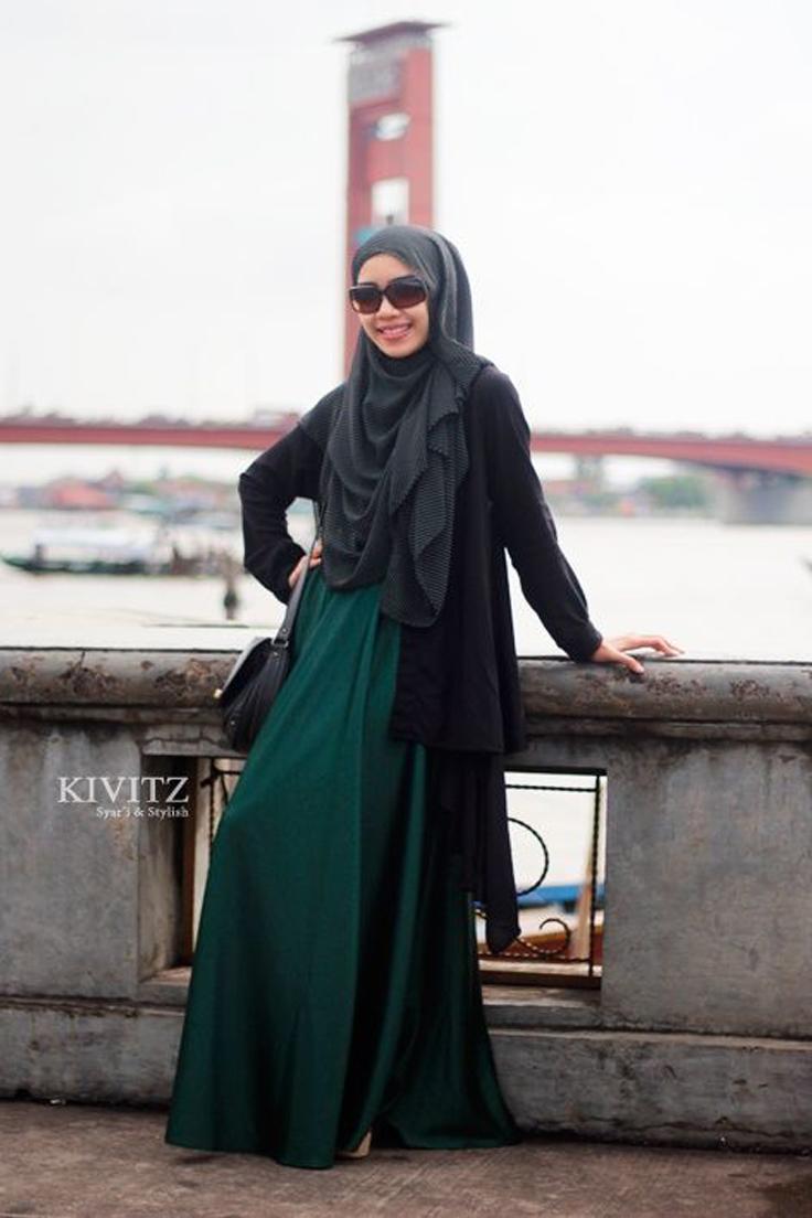 Robes Longues Pour Femme Voilée 10