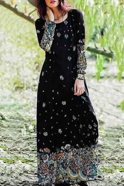 Robes Longues Pour Hijab