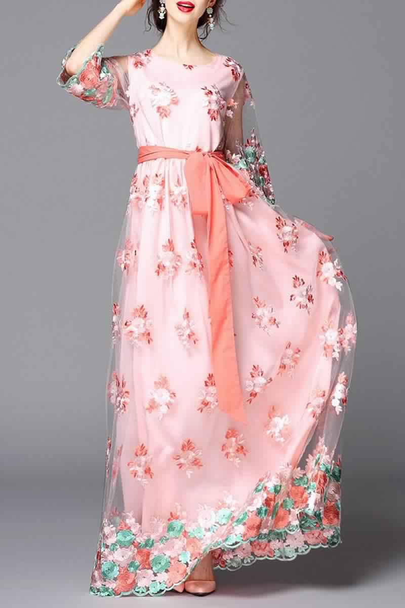 Robes Longues Pour Hijab3